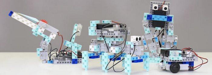 Robot mille-pattes