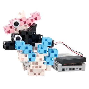programmation d'un robot dauphin