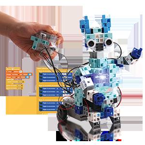 robot ludique à programmer